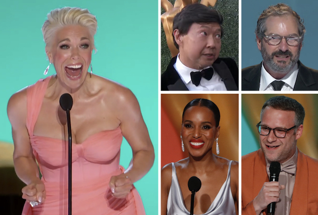 Emmys 2021: 16 of the Best, Worst and Weirdest Moments