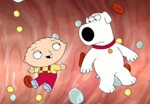 Family Guy Vaccine PSA