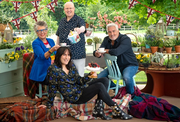 The Great British Baking Show Season 12