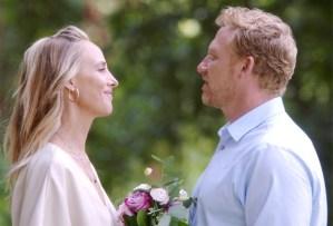 greys anatomy season 18 teddy owen wedding meredith past character video