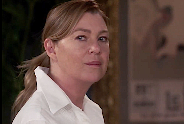 Grey's/Station 19 Promo Teases Another Blast From Mer's Past and Takes Us to Teddy and Owen's Wedding
