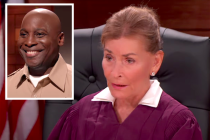 Shocker: Judge Judy 'Recasts' Bailiff in New Judy Justice Show — Watch Trailer