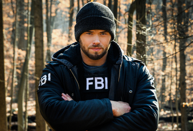 Kellan Lutz as Special Agent Kenny Crosby in 'FBI: Most Wanted'