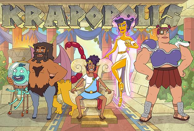 Krapopolis Fox Series
