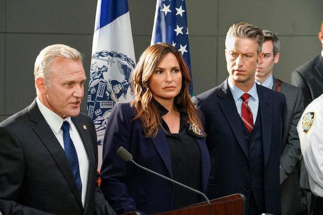 Law & Order: SVU Premiere Recap: The Squad Loses Two! — Plus, Grade It!