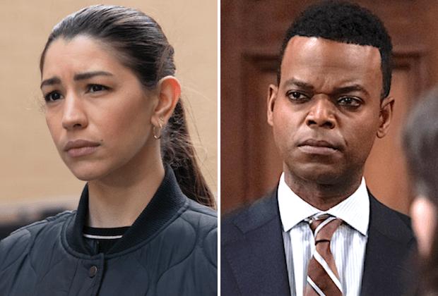 Law & Order SVU Cast Leaving Kat Garland