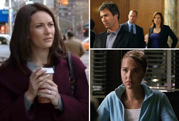 Law & Order SVU Famous Guest Stars