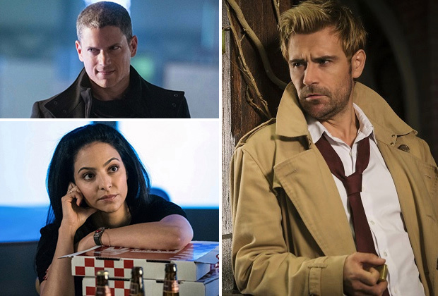 Legends of Tomorrow Character Exits Ranked