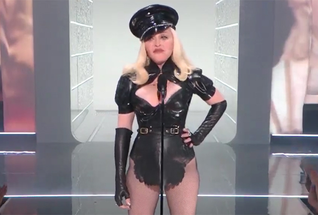 Madonna VMAs 2021 Appearance: Old