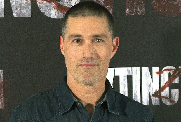 Matthew Fox attends the 'Extinction' photocall at Eurobuilding Hotel on July 28, 2015 in Madrid, Spain./picture alliance Photo by: DyD Fotografos/Geisler-Fotopress/picture-alliance/dpa/AP Images