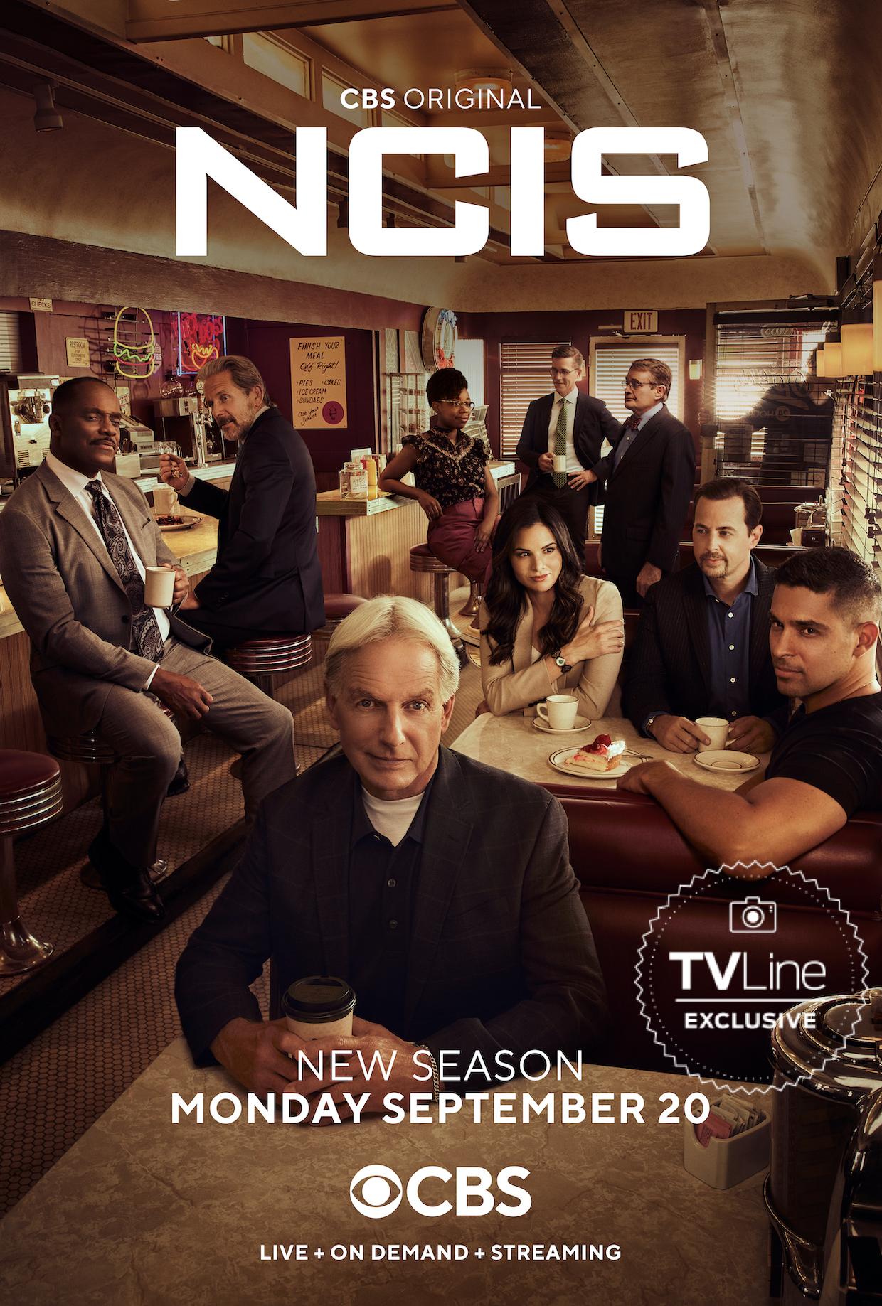 NCIS Season 19 Poster