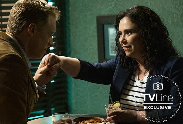 Resident Alien Season 2 First Look: Is Alex Borstein Harry's Perfect Match?