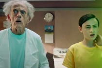 Rick and Morty (Finally) Casts Christopher Lloyd as Rick Sanchez in Live-Action Segment -- Watch
