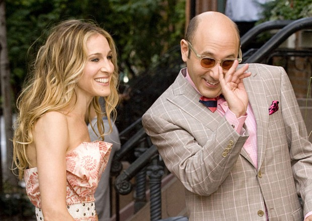 Sarah Jessica Parker Willie Garson Sex and the City Stanford