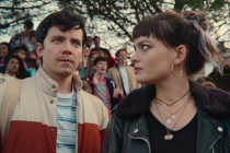 Sex Education Premiere: Asa Butterfield and [Spoiler] Dish on Their Characters' Spicy Season 3 Hook-Ups -- Grade It!