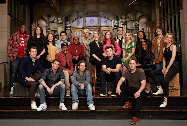 SNL Season 46 Cast