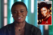 Star Trek: Strange New Worlds Reveals Its Uhura in First-Look Video — Watch