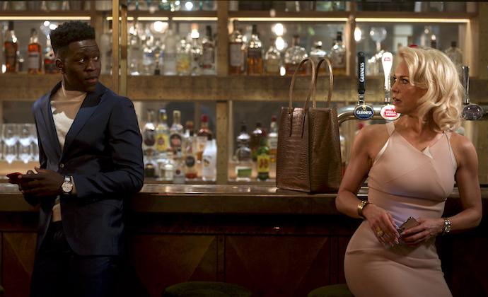 Ted Lasso 2x08 - Sam and Rebecca