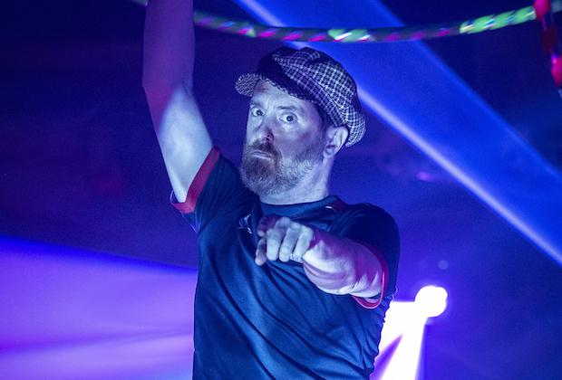 Brendan Hunt in 'Ted Lasso' 2x09 'Beard After Hours'