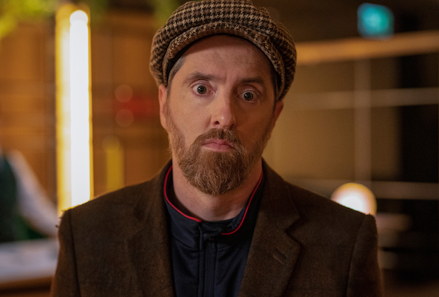 Ted Lasso's Brendan Hunt Breaks Down 'Beard After Hours,' Reveals the One Scene He Looks at With a 'Bit of Regret'