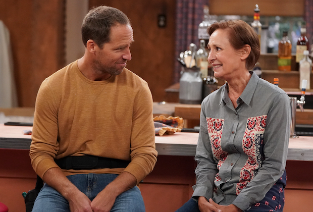 The Conners Season 4 - Jackie and Neville