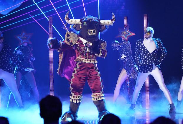 The Masked Singer Premiere Recap: Bull-Court Press —Plus, Grade It!
