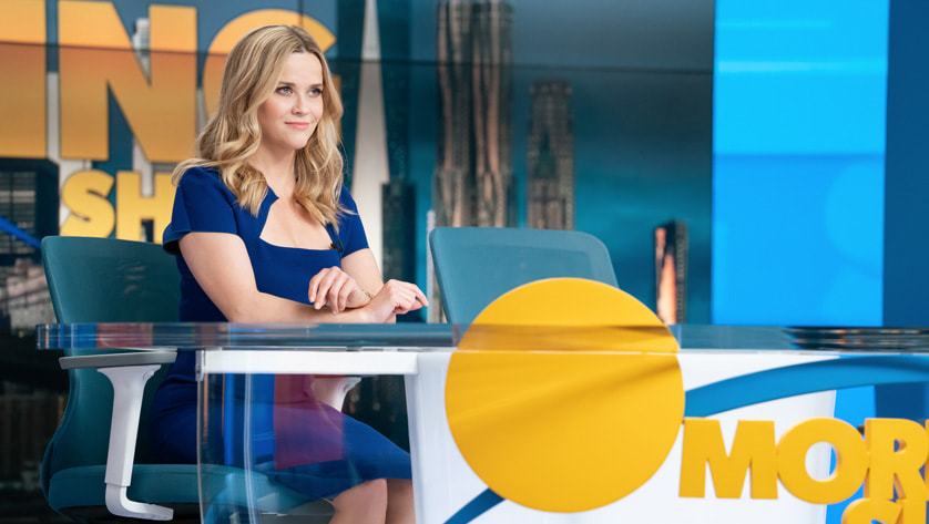 The Morning Show Premiere Recap: Happy Screwed Year —Plus, Grade It!