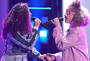 the voice recap cunningham sisters david vogel blind auditions