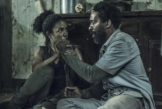 The Walking Dead Recap: Homebodies — Plus, [Spoiler] Gets Zombified