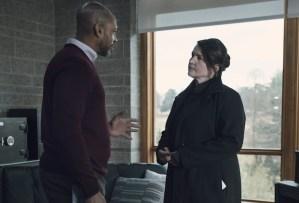 o mundo dos mortos-vivos além da recapitulação da 2ª temporada, episódio 1, konsekans