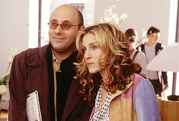 Willie Garson Sarah Jessica Parker Stanford Sex and the City