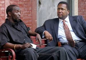 The Wire Omar Bunk