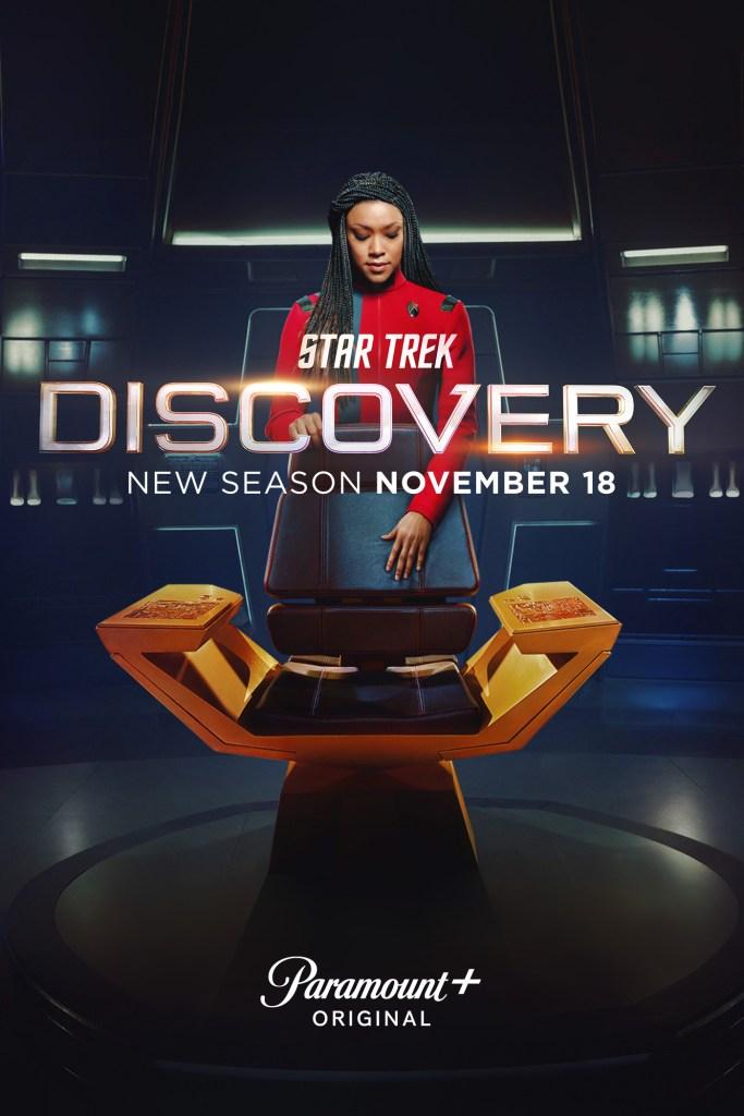 Star Trek Discovery Season 4 Trailer