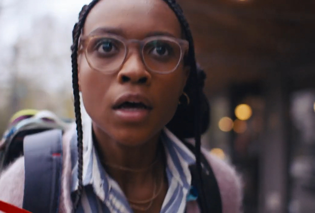 Naomi Chases a Superman Scoop, Gets More Than She Bargained for in Teaser for New CW Superhero Series