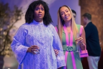 Insecure's Amanda Seales Claps Back at Angry Fans After AKA Sorority Backlash: 'I'm Just Playing a Character'