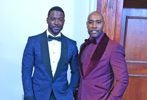 Our Kind of People, Lance Gross and Morris Chestnut