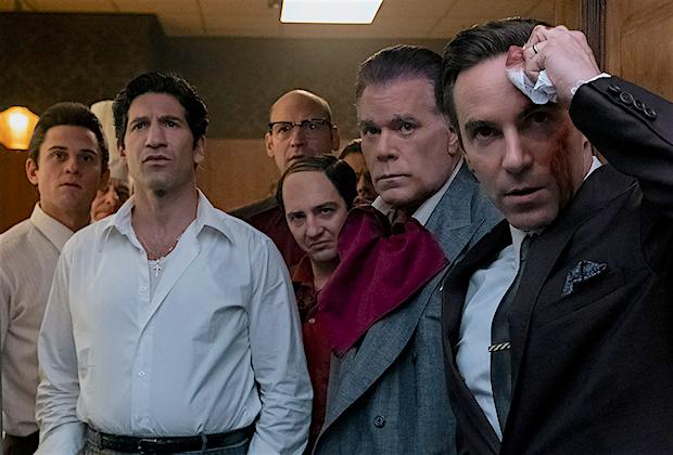 Many Saints of Newark Sopranos Movie