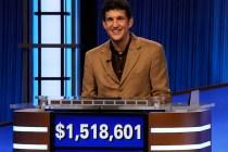 Matt Amodio's 38-Day Jeopardy! Winning Streak Ends; Ranks as Third Highest Regular Season Earner Ever