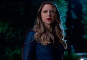 Melissa Benoist in Supergirl Season 6
