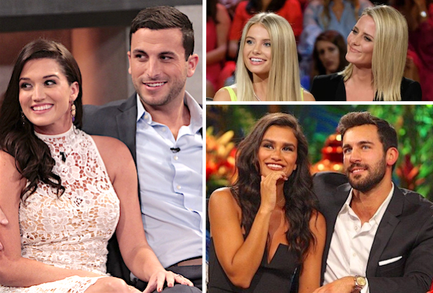 Bachelor in Paradise Couples Where Are They Now Update Married Broke Up