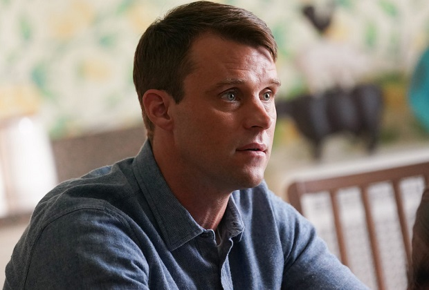 """CHICAGO FIRE -- """"Two Hundred"""" Episode 1005 -- Pictured: Jesse Spencer as Matthew Casey -- (Photo by: Lori Allen/NBC)"""