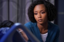 Chicago Med Vet Yaya DaCosta Talks April and Ethan's Lack of Closure
