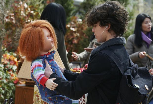 Chucky Premiere