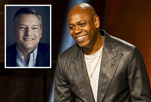 Netflix Boss Backtracks on Chappelle, Admits 'I Screwed Up' in Response to Controversy — But Won't Edit Special