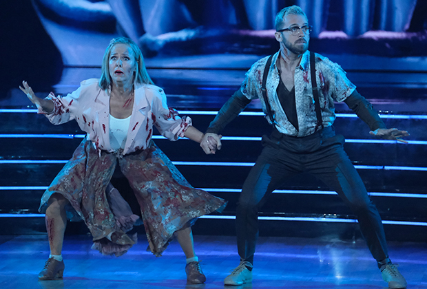DWTS Horror Night Recap: Who Didn't Scare Up Enough Votes to Stay?