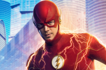 The Flash Adds Gold Boots to Supersuit, Grant Gustin Cheers Iconic 'Final Touch' -- Official First Look