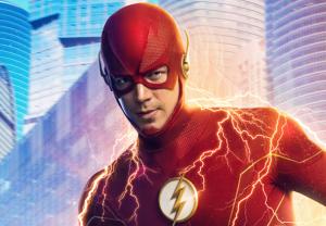 Flash New Suit
