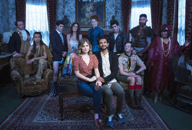 ghosts cbs comedy season 1 episode 1 series premiere