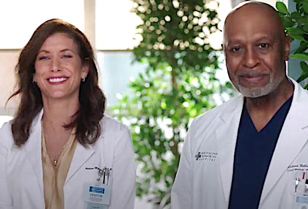 Grey's Anatomy Recap: Hot for Teacher