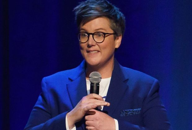 Hannah Gadsby Assails Netflix Boss Ted Sarandos Over Dave Chappelle Defense: 'F--k You and Your Amoral Algorithm Cult'